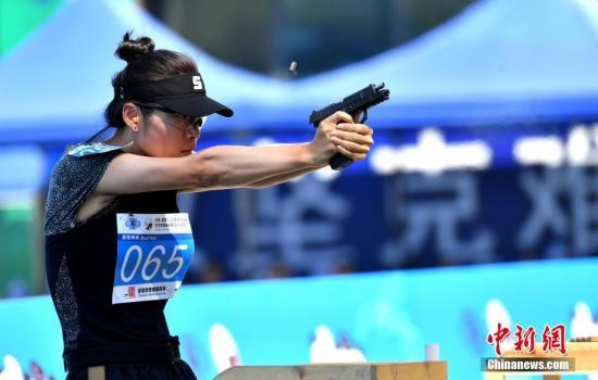 第十八届世警会闭幕 中国收获逾千枚奖牌