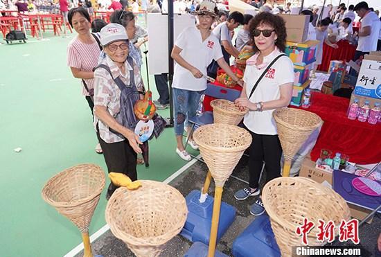 2019盂兰文化节香港开幕 传承推广国家非遗