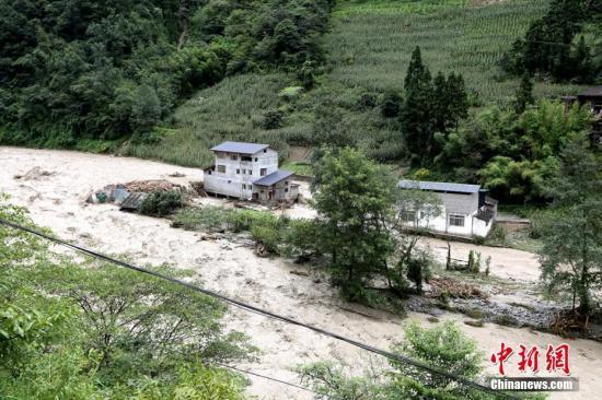 中国主汛期自然灾害共造成逾7180万人次受灾