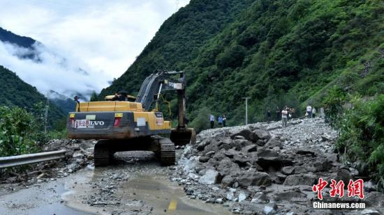 10 dead, 28 missing after mudslides in southwest China's Sichuan
