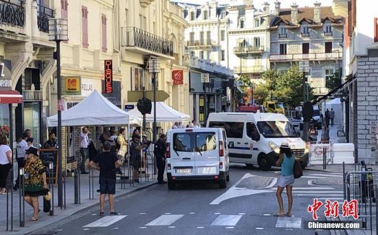 法国比亚里茨见闻:七国集团峰会搅动海滨名城