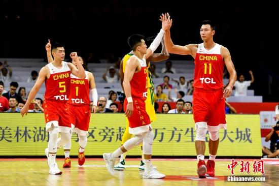 亚洲军团世界杯低迷中国男篮一枝独秀奥运门票稳了?