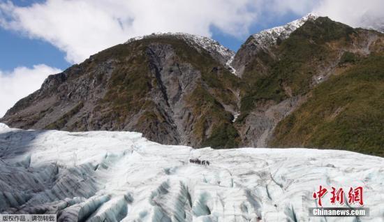 新西兰冰川大量消融 《魔戒》奇景恐不复存在(图)