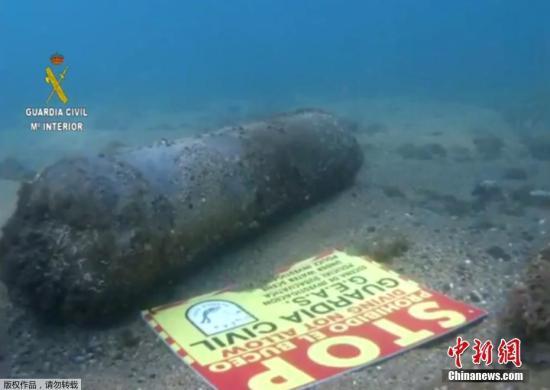 本地工夫8月26日,西班牙巴塞罗那本地警圆正在距本地医璜共海滩25米的海疆发明一枚炸弹,其汗青可逃溯到1936年至1939年的西班牙内战。警圆正在分散海滩客后将其引爆。