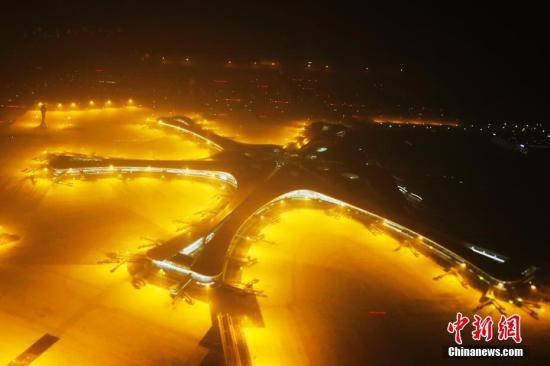 China's major airport construction achievements over past 5 years