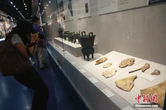 中国将首次举办国家层面纪念活动庆祝甲骨文发现120年