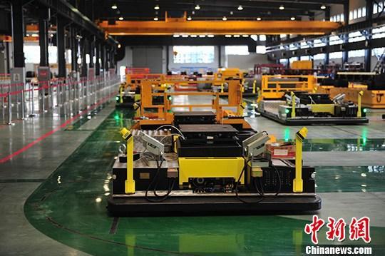 工信部官员:中国智能制造进入深化应用及全面推广阶段