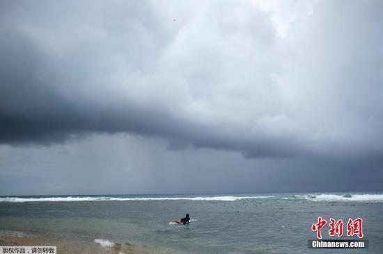 """保险投资:飓风""""多里安""""预计以四级强度靠近美国东南沿海"""