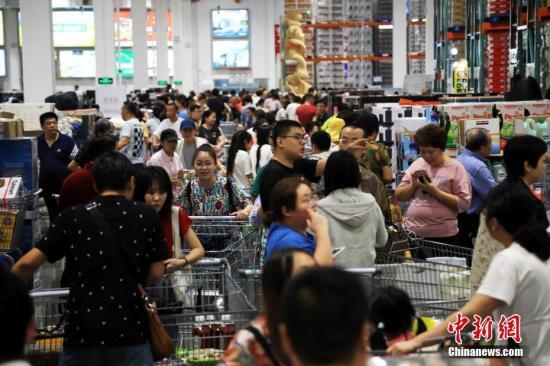 <b>经济观察:外资零售业各展其能 助推中国消费升级</b>