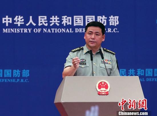 材料图:任国强。a target='_blank' href='http://www.chinanews.com/'中新社/a记者 宋凶河 摄