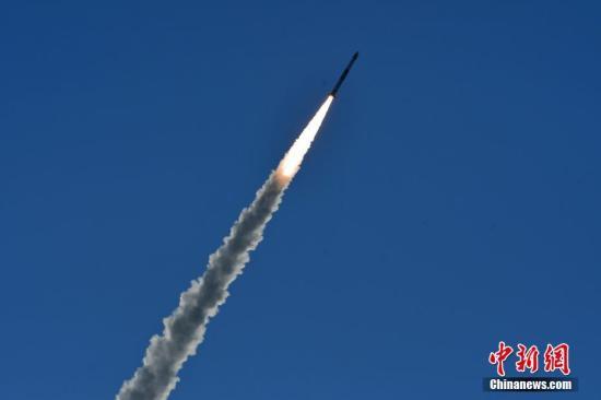 快舟一号甲火箭进入密集发射期 下半年将有8次发射