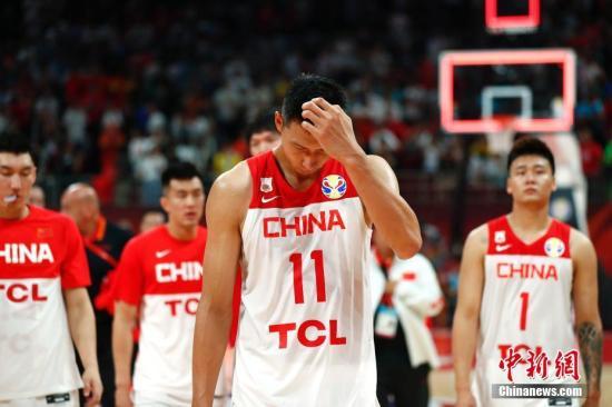 资料图:中国球员赛后离场。 a target='_blank' href='http://www.chinanews.com/'中新社/a记者 富田 摄
