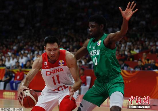 9月8日,中國男籃結束了在本屆世界杯上的最后一場比賽,面對實力強大的非洲勁旅尼日利亞,最終以73:86遺憾敗北。