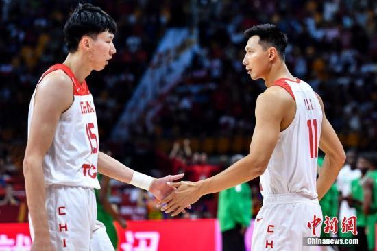 FIBA最新排名中国男篮下滑:世界第29 亚洲第4