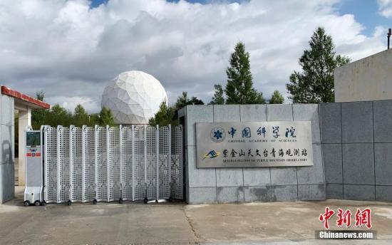 """中国""""银河画卷""""观测计划已巡天区71.4%"""