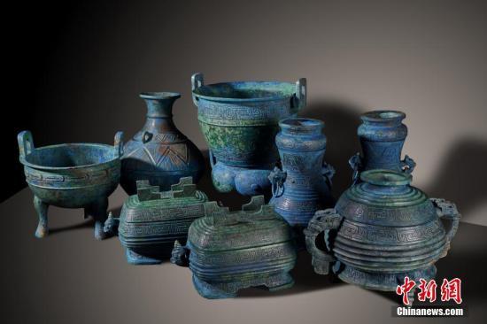 图为青铜器组。国家文物局供图