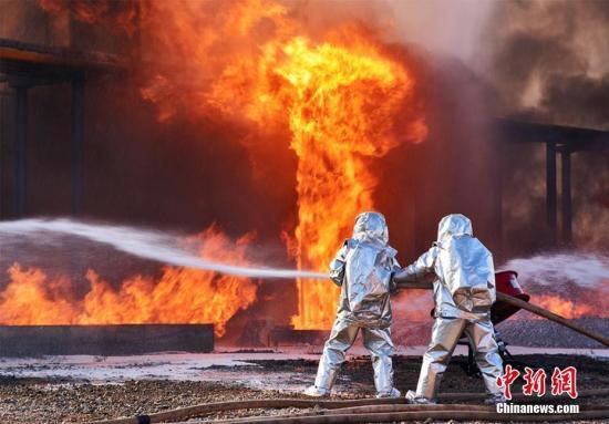 应急管理部:8月份全国火灾四项指数均有下降