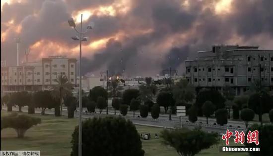 法政府:将派专家参与调查沙特石油设施遭袭事件