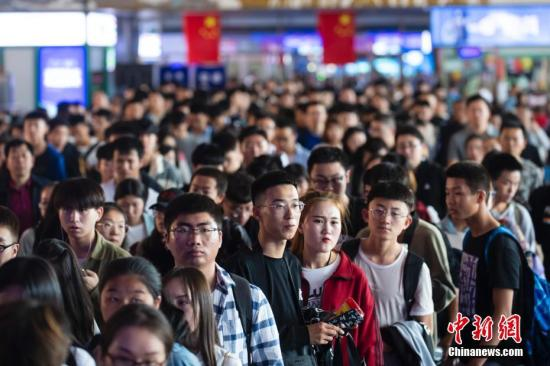 广州迎来国庆客流高峰 星级酒店平均入住率超七成
