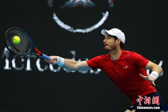 大满贯冠军穆雷新冠检测阳性 尚不确定能否参加澳网