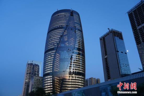 报告:三季度北京写字楼空置率创近8年新高