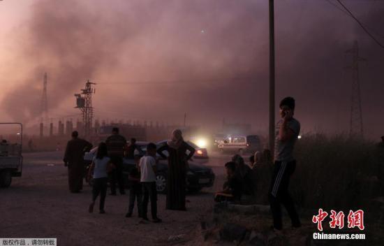 土耳其对叙军事行动遭谴责 美称拟采取重大制裁措施