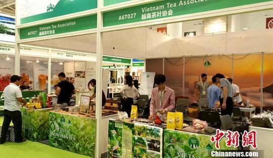 2019厦门国际(秋季)茶博会开幕 海内外知名茶企参展