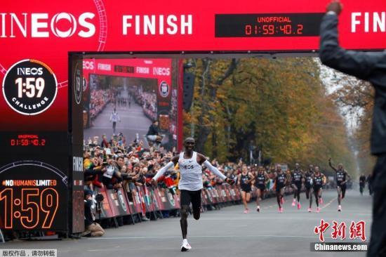 """基普乔格""""破2""""背后:一个极限追求者的马拉松苦旅"""