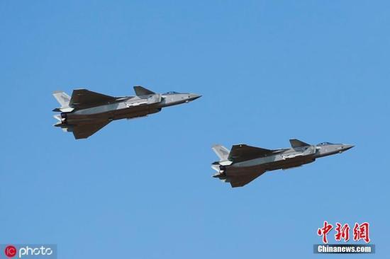 中国空军航空开放活动在长春举行