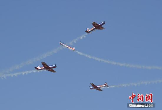 Shanghai to host aerospace show in September