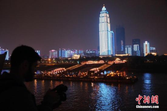 """长江沿线13省区市携手共建""""长江"""