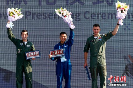 空军五项赛事外方官员:中方首次办赛即体现高水准