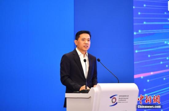 李彦宏 资料图。<a target='_blank' href='http://www.chinanews.com/'>中新社</a>记者 张茵 摄