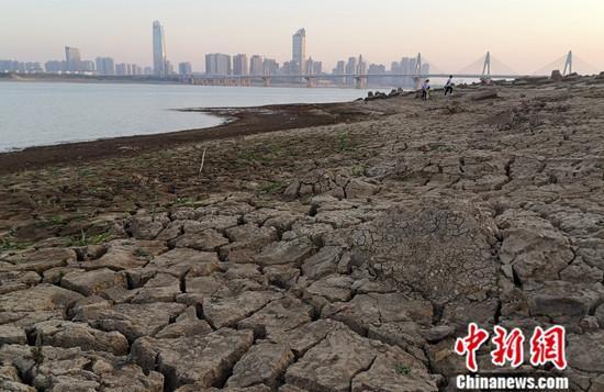 <b>近期降雨偏少近九成 江西启动省级救灾III级响应</b>