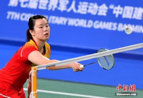 奥运冠军李雪芮:最后一次国际大赛留给军运