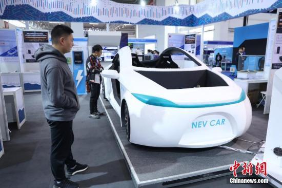 多部门:到2025年中国标准智能汽