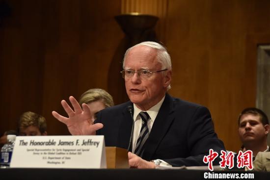 美政府叙利亚问题特别代表出席国会听证会