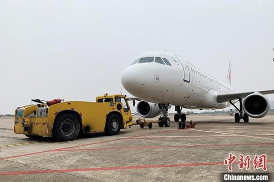 中国民航局:中国的国际航空运输系统运营稳定