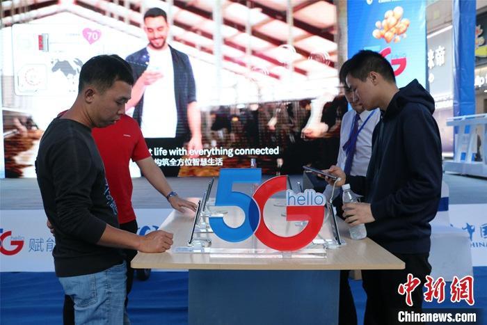 价格门槛降至2000元以下 中国5G手机加速普及