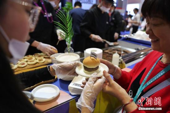 """""""汉堡王""""将在欧洲推出素肉版汉堡包"""