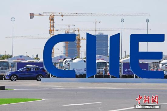3rd CIIE to expand its exhibition area