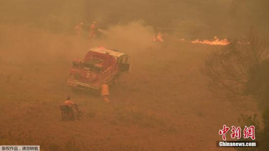 近日,在澳大利亚新南威尔士州和昆士兰州面临灾难性的火灾威胁之际,联邦防长雷诺兹正考虑动用强制军事命令,以帮助应对丛林火灾紧急情况。澳大利亚当局14日称,该国东部沿海地区一个星期来发生的大规模森林大火,已经造成第4人死亡。