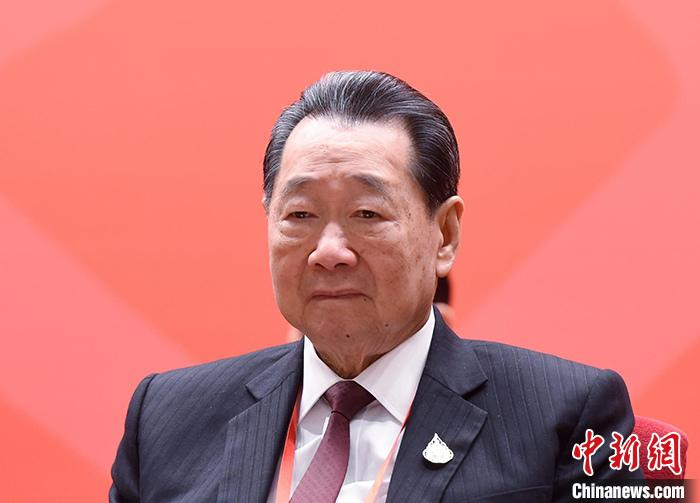谢国民:侨商应牢牢把握中国发展机遇