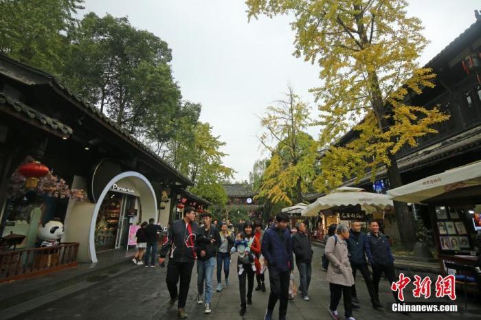 美媒薦世界最美街道 成都錦里古街排首位!約嗎?(圖)