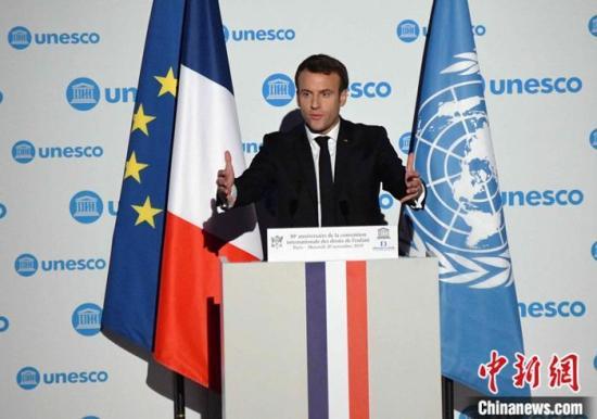 2020年法国农博会揭幕 马克龙强调维护农民权益