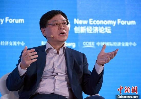 杨元庆:联想坚持走全球化与本土化结合的发展道路