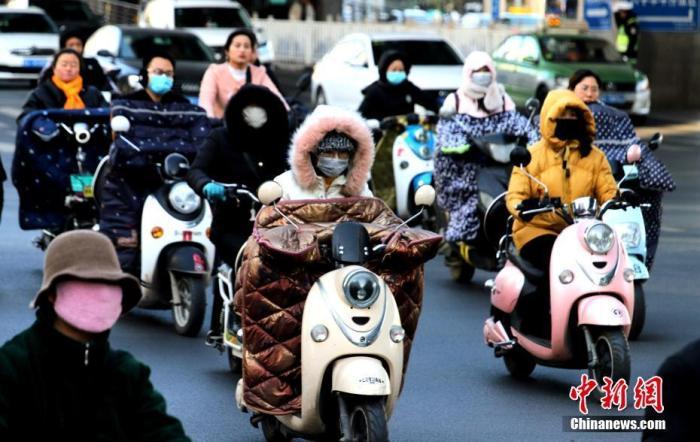 東北華北等地出現明顯降溫 南方將有持續性陰雨天氣