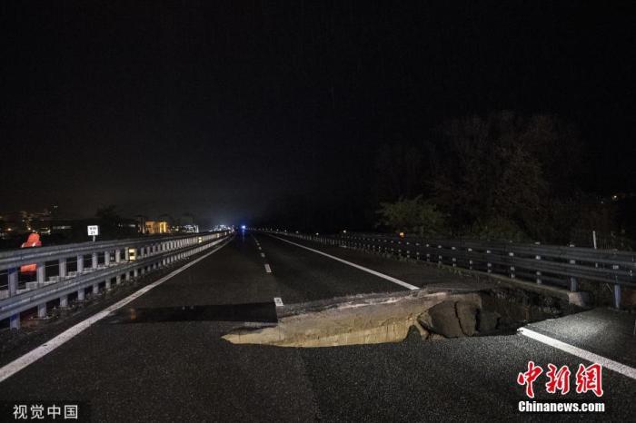 意大利道路拥堵居欧洲之首 改善交通设施迫在眉睫