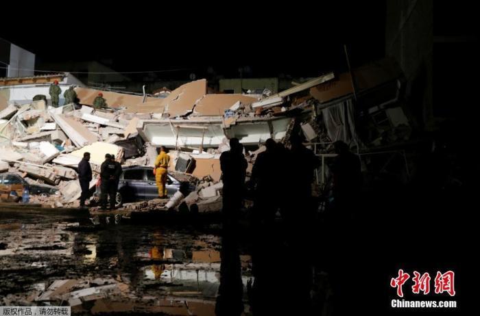 当地时间11月26日,阿尔巴尼亚发生6.4级地震。