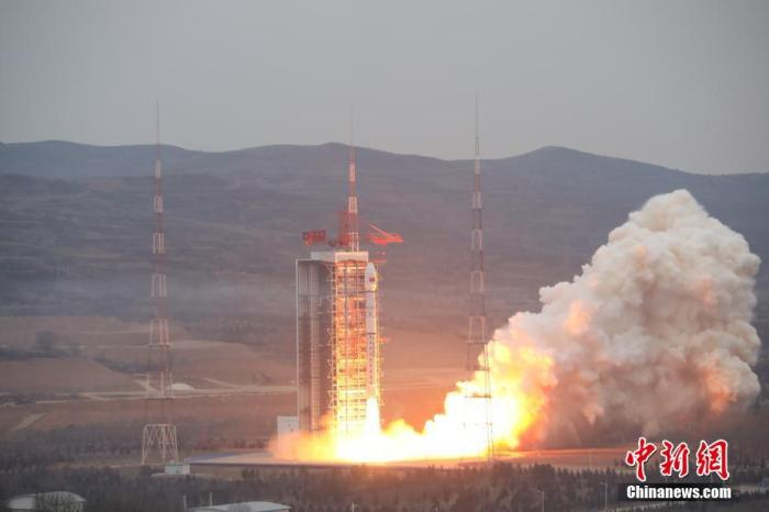 新港故事中国成功发射高分十二号02星 用于国土普查等领域